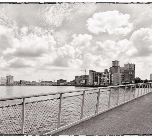 Katendrecht en de Kop van Zuid Rotterdam