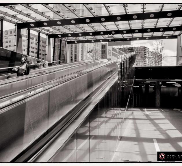 Ondergrondse Fietsenstalling Rotterdam Centraal Station