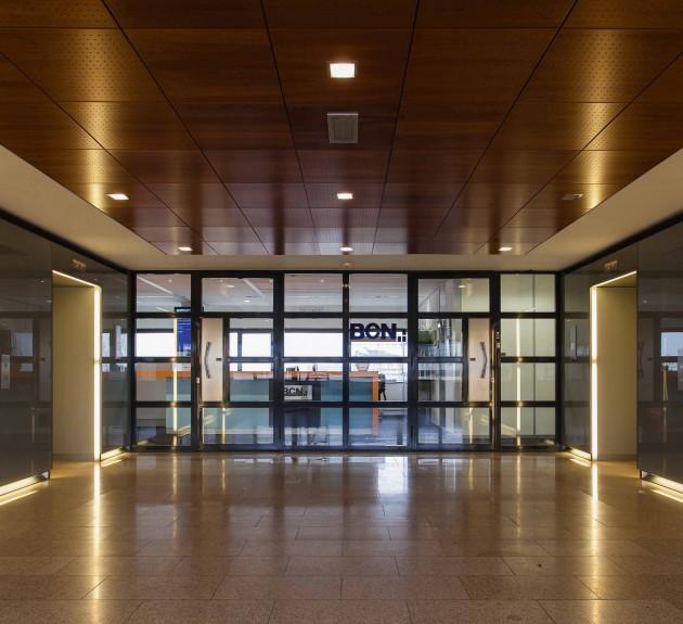 Entree BCN Amsterdam Arena