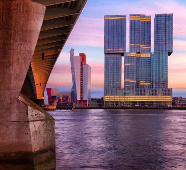 De Rotterdam van Architect Rem Koolhaas (OMA)