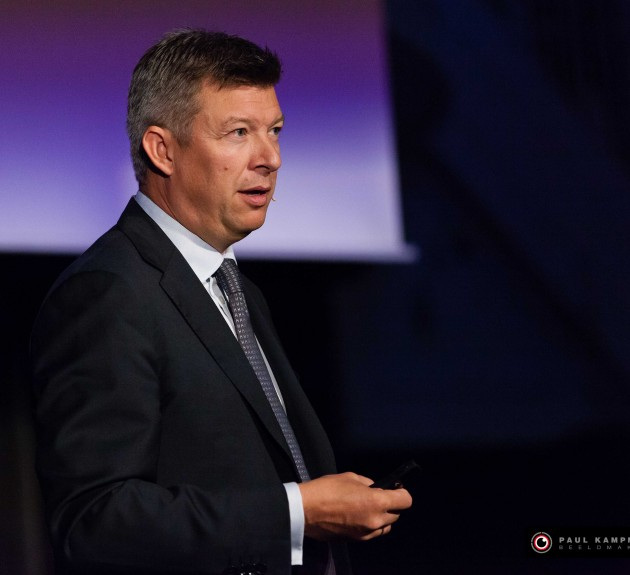 Kim Pedersen, Executive Vice President of Geodis Wilson