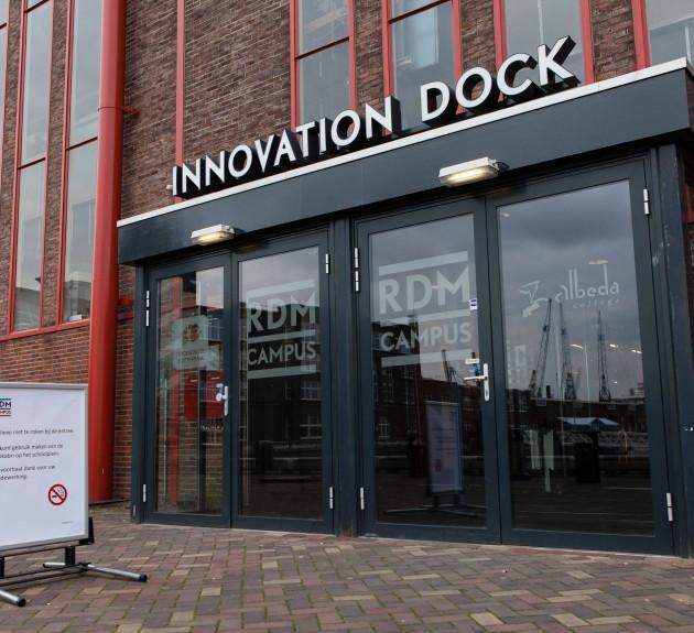Smart Port Rotterdam